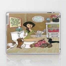 Treat Your Wiener Good Laptop & iPad Skin