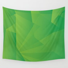 Mean Green Fundraiser Wall Tapestry
