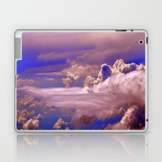 sky sunset Laptop & iPad Skin