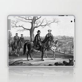 Grant And Lee At Appomattox Laptop & iPad Skin