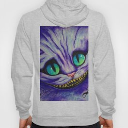 """""""We're all mad here"""" Hoody"""
