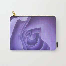 Crown Chakra Rose Carry-All Pouch