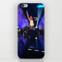 fifth harmony iPhone & iPod Skins featuring Camila Cabello of Fifth Harmony by Brittny May