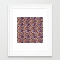 chocolate Framed Art Prints featuring Chocolate by lillianhibiscus