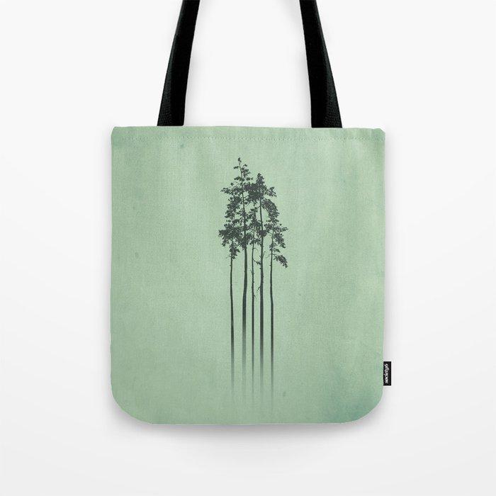 Mist Tote Bag