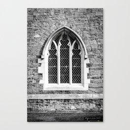 Maynooth Church Pt.1 Canvas Print