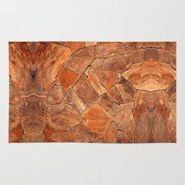 Cracked Sandstone Rug