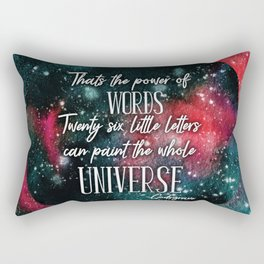 Godsgrave Quote Rectangular Pillow