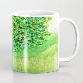 live in love Coffee Mug