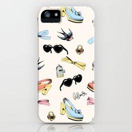 Vici iPhone Case