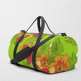 Tropical bouquet Duffle Bag