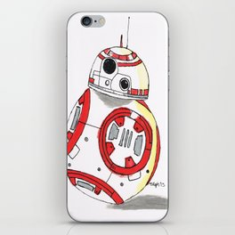 BB8 iPhone Skin