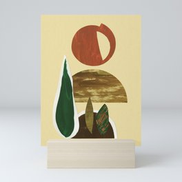 Desert Sunrise Mini Art Print