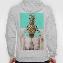 pineapple woman Hoody