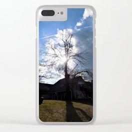 Teaser Sun Clear iPhone Case