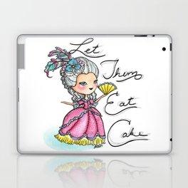 Marie Antoinette Let Them Eat Cake Laptop & iPad Skin