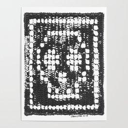 Crochet Impressions: SKULL Poster