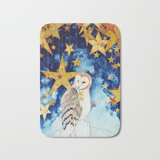 Star keeper Bath Mat