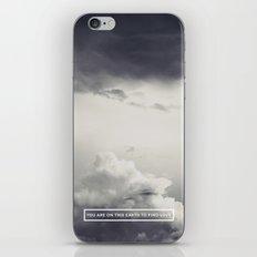 Reminder iPhone & iPod Skin