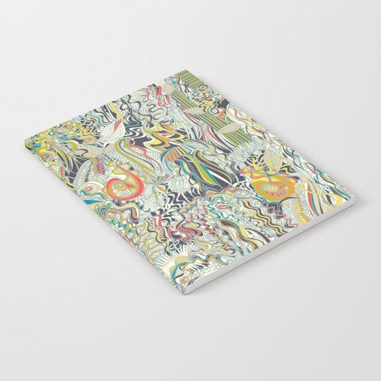 hairspray jungle Notebook
