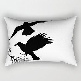 COUNTING CROWS 4 Rectangular Pillow