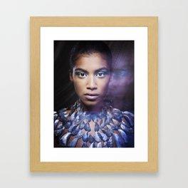 Drawn Imagery Framed Art Print