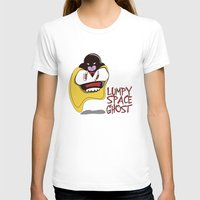 lumpy space princess T-shirts featuring Lumpy Space Ghost by The Geekerie