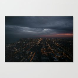 Chicago Canvas Print