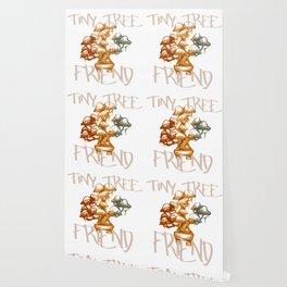 Tiny Tree Friend Bonsai Art Lover Gift Wallpaper