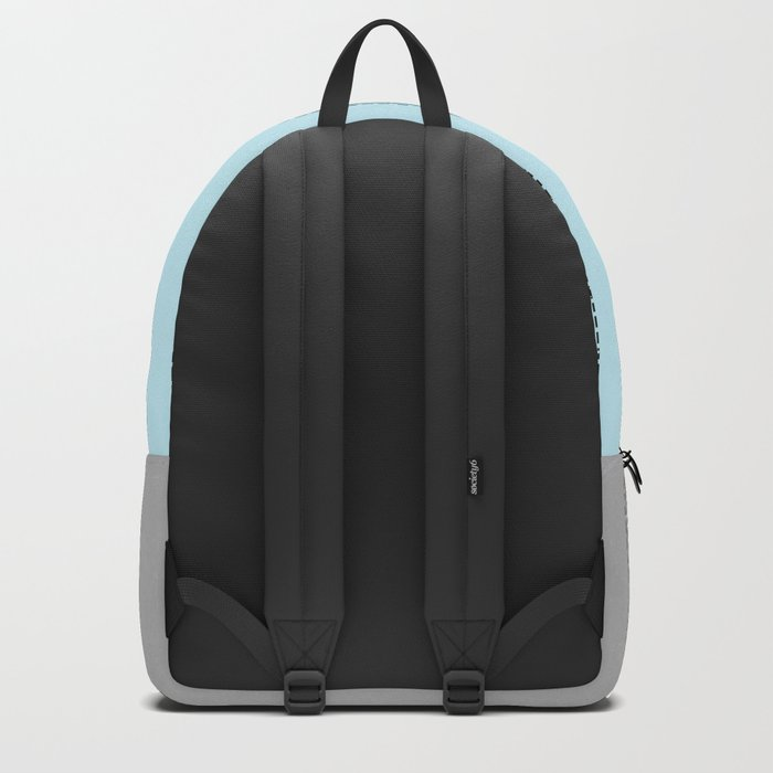 Blue Lines Backpack