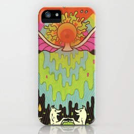 The Flaming Lips - With a Little Help From My Fwends iPhone Case