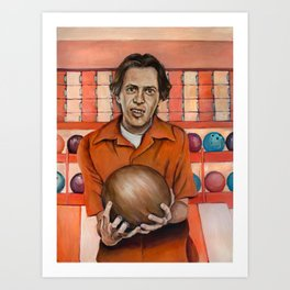 Donny / The Big Lebowski / Steve Buscemi Art Print