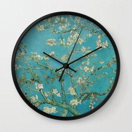 Almond Trees - Vincent Van Gogh Wall Clock