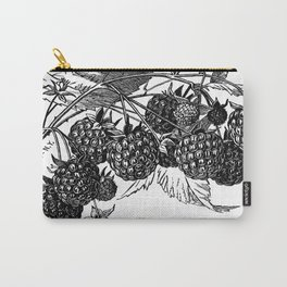 "'Hansell"" Raspberries 1886 Carry-All Pouch"