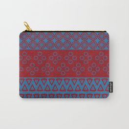 Japanese Style Bohemian Pattern Carry-All Pouch