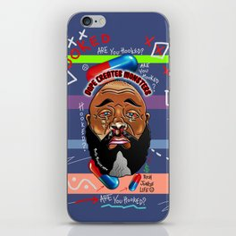 Dope Creates Monsters Fully Loaded iPhone Skin