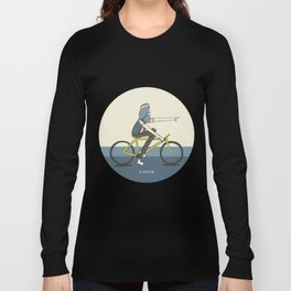 Peace Pirate Pointer Long Sleeve T-shirt