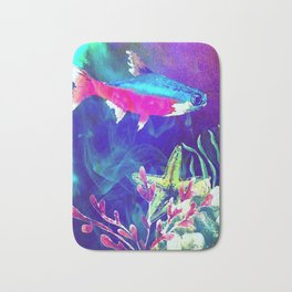Underwater World 1 Bath Mat