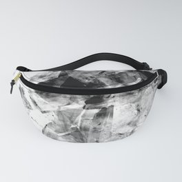 Abstract Crystals Fanny Pack