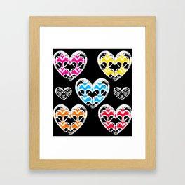 bh Framed Art Print