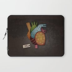 Soft-Hearted  Laptop Sleeve