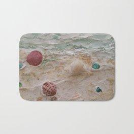 Treasures of Beach Combing Bath Mat