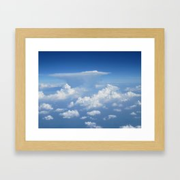 Storm Cloud Framed Art Print