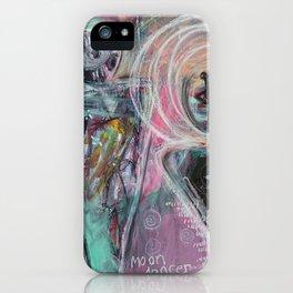 Moon Dancer iPhone Case
