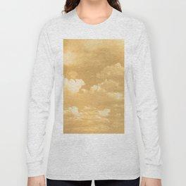 Clouds in a Golden Sky Long Sleeve T-shirt