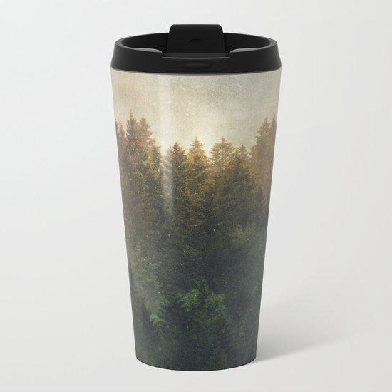 Asleep Metal Travel Mug