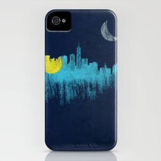 city that never sleeps Slim Case iPhone (4, 4s)