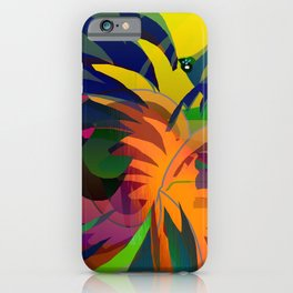 Tropical Sounds iPhone Case