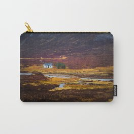 Tiny White House Carry-All Pouch
