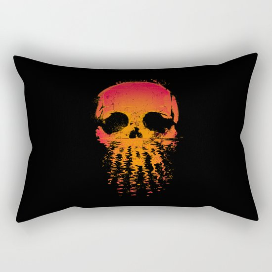 Skullset Rectangular Pillow